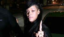 Rihanna -- Nude Pictures Leak ... Celeb Hackers Up the Ante