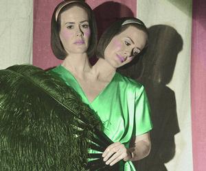 """American Horror Story"" Stars Get Makeovers for ""Freak Show"""