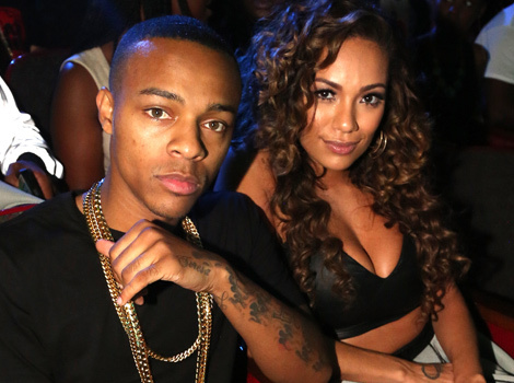 "Bow Wow and ""Love & Hip Hop"" Star Erica Mena Engaged -- See the Ring!"