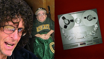 Howard Stern Pays Tribute to Eric the Actor -- He 'Loved Life'