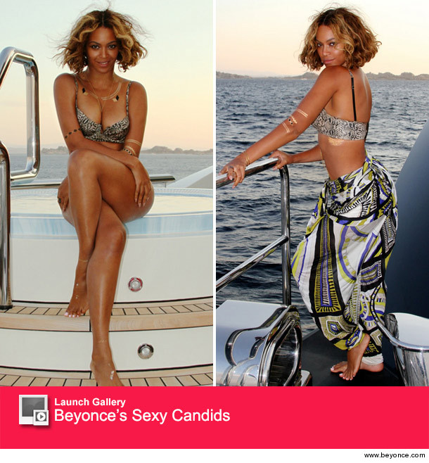 Beyonce Abs After Baby