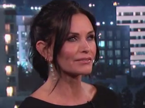 "Courteney Cox Was Jealous of ""The Rachel"" Haircut -- Find Out Why!"