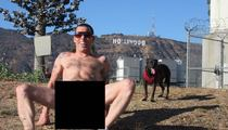 Steve-O -- Challenges Hackers ... Come Get My Dong Pics!