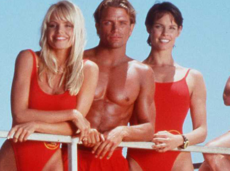 "Alexandra Paul Reveals Real Life ""Baywatch"" Moment -- And Major Set Secrets!"