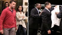 Kerry Washington -- Rare Appearance with Baby ... And Ex-NFL Star Hubby