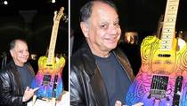 Cheech Marin -- $55,000 in Guitars ... Up in Smoke