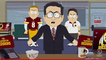 'South Park' -- Benches RG3 ... Replaces QB With Kirk Cousins