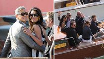 George Clooney Wedding -- Let the Countdown Begin! (PHOTOS)