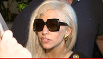 Lady Gaga -- Attacks Songwriter Who Sued Her ... with a Vengeance