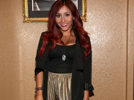 Snooki Gives Birth to Baby Girl -- Find Out Her Name!