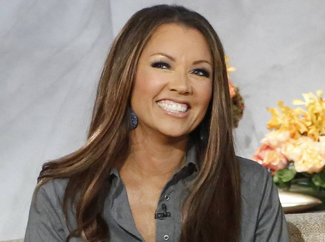 Vanessa Williams Engaged -- See Her Giant Rock!