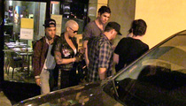 Amber Rose -- Single and Ready to Mingle ... with Rockers