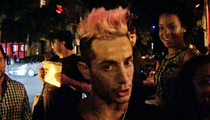 Frankie Grande -- Is My Sister Ariana Grande a Diva? Gee, Let Me Think ...