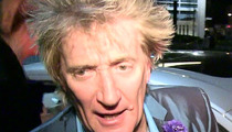 Rod Stewart Look-Alike Living the NYC High Life