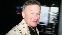 Robin Williams -- Private Celebrity Tribute Held