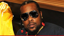 Goodie Mob Rapper Khujo -- Bank Wants Me Out Of My House ... And My Four Kids Too