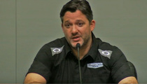 Tony Stewart -- I Don't Need to Talk to Kevin Ward's Family ... I Have Closure