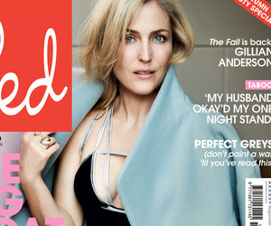 Gillian Anderson Opens Up About Sexism In Hollywood ... and Hot Costar Jamie…