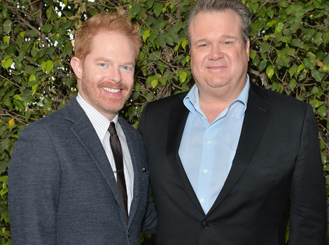 Jesse Tyler Ferguson & Eric Stonestreet Crashed A Frat After Party And The…