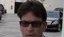 Charlie Sheen -- Dental Tech Who Accused Me of Knife Attack ... a 'Desperate Troll'