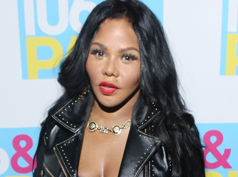 What a Difference a Year Makes -- See Lil' Kim's Toned Down New Look!
