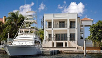 Lebron James -- I'm Selling My Miami Mega Mansion ... For $17 Million!!