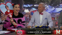 Katy Perry -- Hits On College Football Star ... 'Trevor, Call Me'