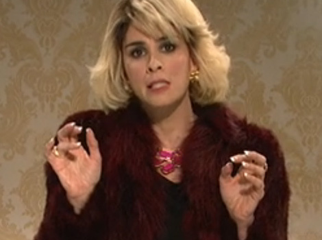 "Watch Sarah Silverman Play Joan Rivers on ""Saturday Night Live"""