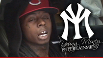 Lil Wayne -- Young Money = No Money ... Lawsuit Over 'Mirror'