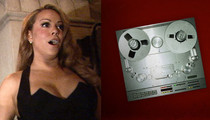 Mariah Carey Takes a Shot -- I Know You Cheated, MotherF***er! (AUDIO)