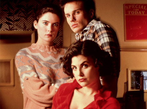 """Twin Peaks"" Turns 25 -- See the Stars Now as They Make New Plea for David Lynch"