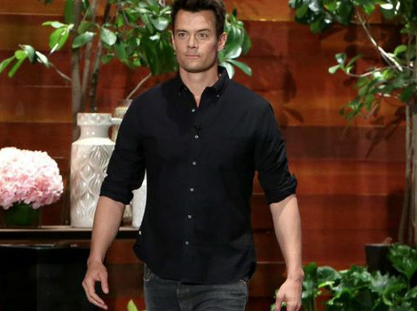 Josh Duhamel's Son Axl Flips Off the Paparazzi -- See His Reaction!