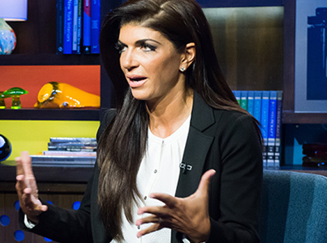 Teresa Giudice Talks Prison Fears, Shares Daughter Gia's Reaction