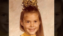 Guess Who This Bowed Beauty Turned Into!
