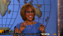 Gayle King -- Did She Just Say ... 'I'm Gay' ???