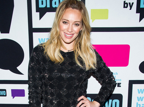 "Hilary Duff Admits Aaron Carter's Declarations of Love Make Her ""Uncomfortable"""