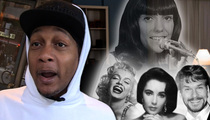 DJ Quik -- I Was Haunted  by Tupac and Karen Carpenter!
