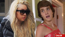 Amanda Bynes -- Guy She's Supposedly Marrying Says, No Way, Jose