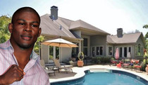 Boxer Jermain Taylor -- I'm Selling The Mansion ... Where I Shot My Cousin!