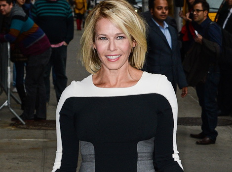 Chelsea Handler Leaks Her Own Naked Photo