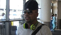 Columbus Short -- Landlord Gets Court Order ... You Don't Live Here No More