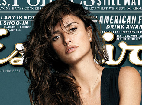 "Penelope Cruz Is Esquire's ""Sexiest Woman Alive"" -- And We Can See Why!"
