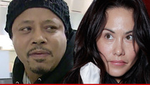 Terrence Howard -- Called Out by Ex-Wife ... He Bamboozled Court to Hide His Cash