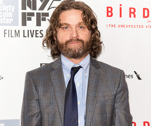 Zach Galifianakis Looks Slimmer Than Ever At First Public Event In a Year