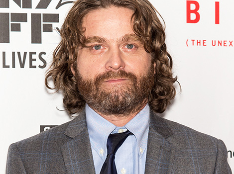 Zach Galifianakis Finally Reveals He Has a Baby Boy ... One Year Later!