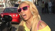 Keyshia Cole -- She's a Finger-Bashing B**** ... Claims Alleged Victim