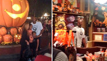 Kobe Bryant -- Disneyland Trip ... to Break Up Preseason Rut