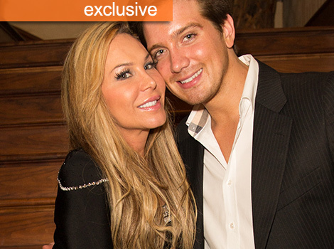 Adrienne Maloof Opens Up About Her Messy Divorce -- And Much Younger Boyfriend!