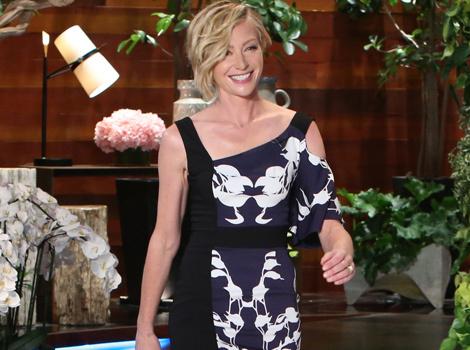 Portia de Rossi Clears Up Baby Rumors, Gets Dunked By Wife Ellen DeGeneres!