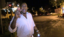 LaVar Arrington -- STOP TRASHING BEYONCE'S HAIR ... 'It's Alright With Me, Bro'